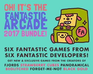 FANTASTIC ARCADE 2017 Bundle